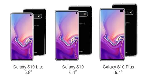 olixar cases reveal galaxy s10 plus with four cameras on the back and two on the front
