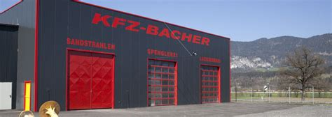 Auto Sandstrahlen Und Lackieren Kosten by Kfz Bacher Autospenglerei Autolackiererei