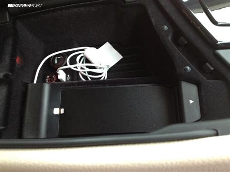 Bmw Iphone All Hp iphone 5 cradle diy for your bmw autoevolution