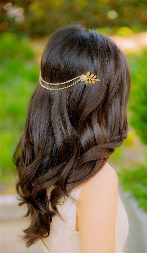 7 Must Hair Accessories For by Must Chain Drapes Hair Accessories For Every