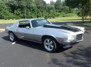 Gray Chevrolet Used Cars 1970 Chevrolet Camaro Gray For Sale On Craigslist Used