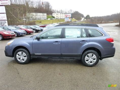 twilight blue subaru outback twilight blue metallic 2013 subaru outback 2 5i exterior