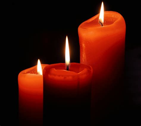 bless candles animated flickering candle to help light bob s way god