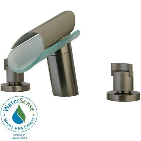 Latoscana Faucet by Latoscana Morgana 8 In Widespread 2 Handle Low Arc