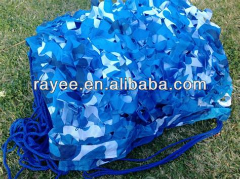 Blue Camouflage Decorations by Blue Digital Camo Blue Digital Camouflage Net