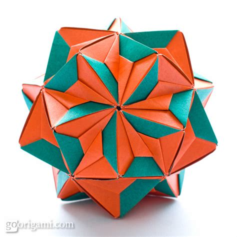 Www Origami - 1000 images about sonobe kusudama on
