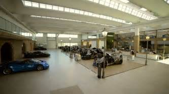 pagani factory timelapse of pagani s new factory is not a bad way to
