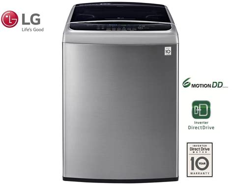Lg Top Loading Washer T2350vsam lg s top loading washing machines offer superior washing