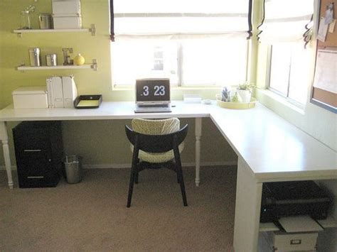how to a table l reader redesign office aficionado large desk white