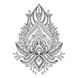 1000 ideen zu muster tattoos auf pinterest lotus