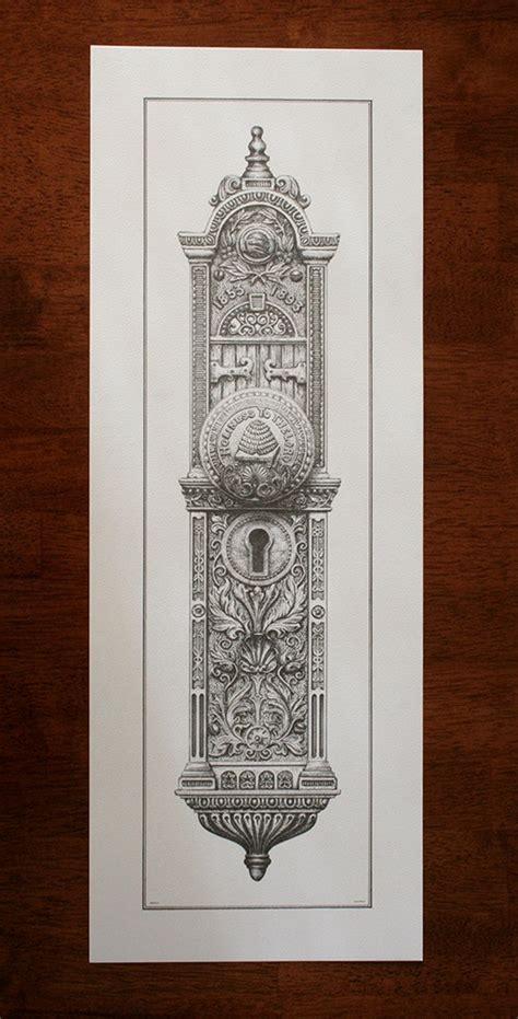 The Door Slc by New Salt Lake Temple Door Handle Knob Print Lds Mormon