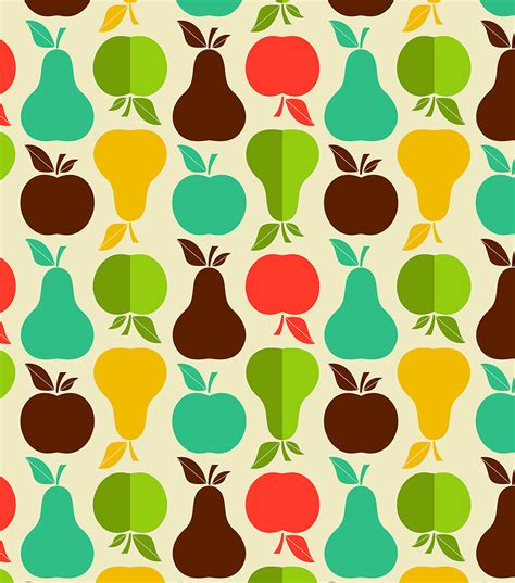 pattern for fabric apple novelty cotton fabric apples and pears jo ann