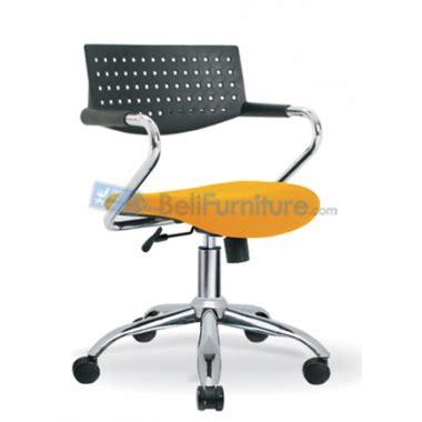 Kursi Kantor Direktur Indachi Modern Tangan Kaki Chrome indachi dov i cr kursi staff manager kursi kantor murah bergaransi dan lengkap