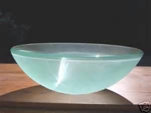 contemporary bathroom vanities pedestal glass bowl vessel