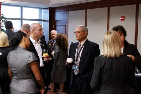 Huizenga Mba by Huizenga Business School Hosts Reception For American