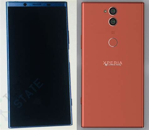 xperia design concept xperia 2018 concept renders hint at new sony design