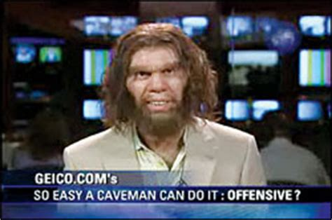 Geico Cavemen Focus Of Abc Tv Pilot by Advertising Lab Geico Ad Turned Into Tv Show
