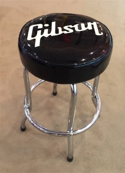 Marshall Guitar Stool by Gibson Bar Stool 24 Quot Reverb
