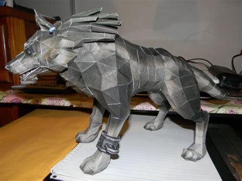Wolf Link Papercraft - papercraft wolf link by tatsuya amaterasu on deviantart