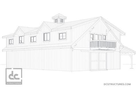 Apartment Upgrade Options Oakridge Apartment Barn Kit 60 Barn Home Kit Dc