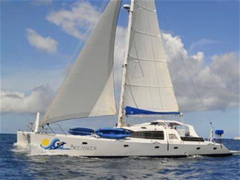 catamaran sailing blogs breanker crewed catamaran charter british virgin islands