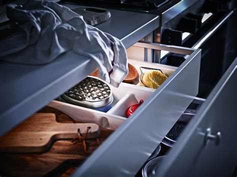 ikea lade a led ikea omlopp led verlichting in de lades keuken keuken