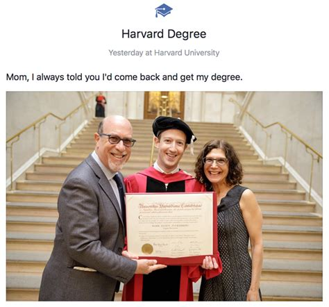 Youngest Harvard Mba Graduate by Brandchannel S Zuckerberg Touts Purpose To