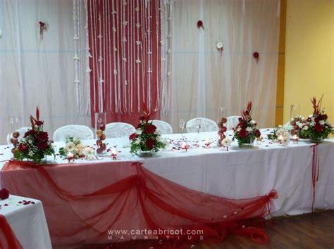 d 233 coration f 234 te d 233 co de table mariage et blanc