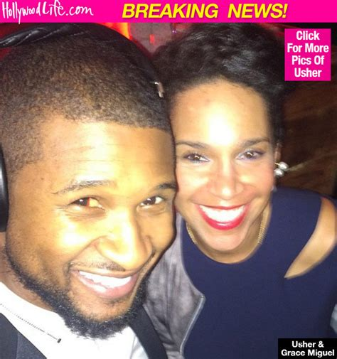 Congrats To Usher Hes Engaged by Usher Married Grace Miguel Secret Wedding To Longtime