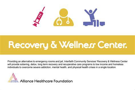 Interfaith Center Detox by Interfaith Community Services Alliance Healthcare Foundation