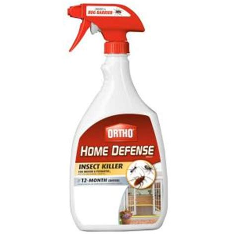 ortho home defense max 24 oz ready to use insect killer