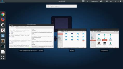 gnome custom themes 9 best gnome shell themes to use beebom