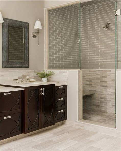 Modern Subway Tile Bathroom Designs 50 Modern Bathroom Ideas Renoguide