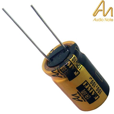 audio note electrolytic capacitor audio note kaisei electrolytic capacitors hifi collective