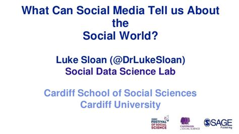 decoding the social world data science and the unintended consequences of communication information policy books big data social media research and innovations in
