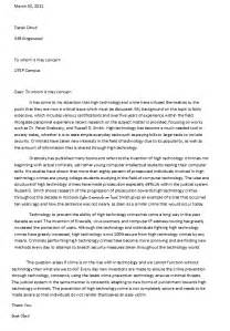 format of a persuasive letter best template collection