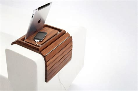 Gadget Sofa by Embrace Charging Platform For Your Sofa Misc Gadgets
