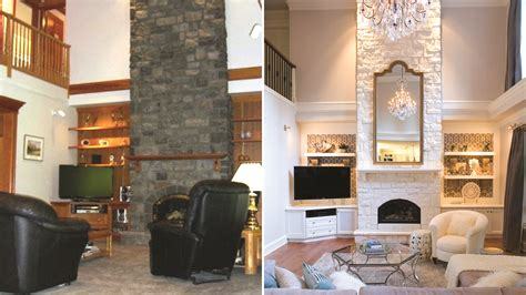 home design before and after living room makeovers interior designers before and after pics and tips today
