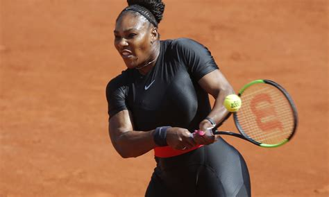 best big in catuit serena williams wore catsuit at open for all the