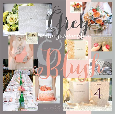 combination wedding colour schemes archives