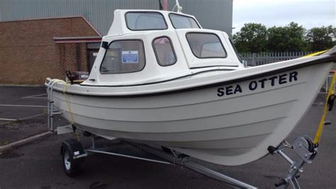 used orkney fishing boats for sale uk orkney strikeliner 16 fishing boat for sale for 163 3 795 in