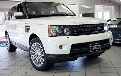 land rover hse 2012 used 2012 land rover range rover sport hse marietta ga