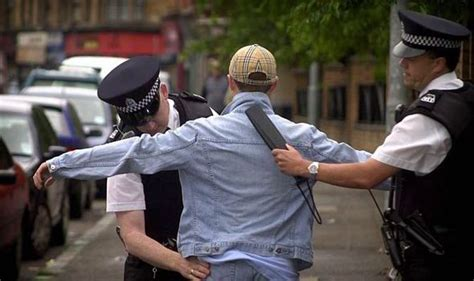 Colorado Arrest Records Scottish Are Looking To Limit Random Stop And Search Policy Uk News