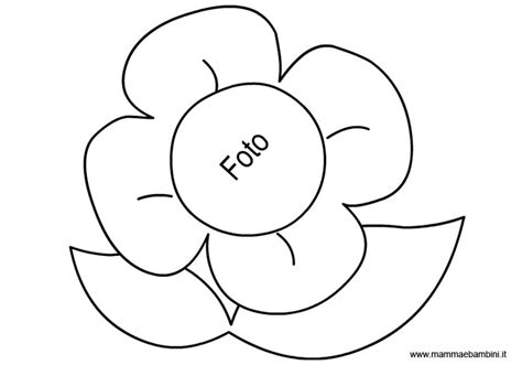 forme fiori da ritagliare fiori da colorare e ritagliare imagui