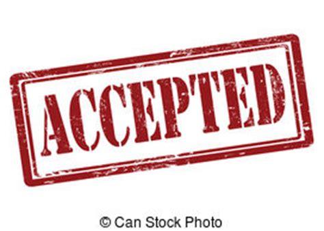 Acceptance Letter Clipart acceptance clip clipart panda free clipart images