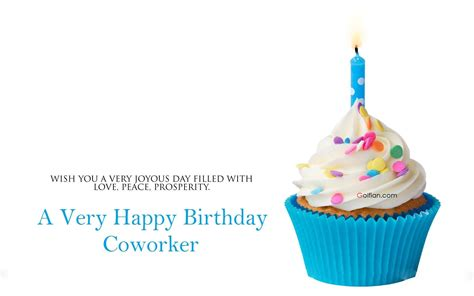 Happy Birthday Wishes Coworker 60 Beautiful Birthday Wishes For Coworker Latest