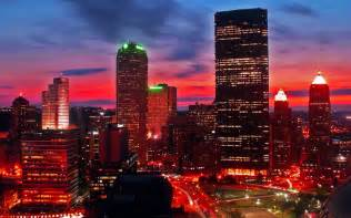 city lights wallpaper 1280x800
