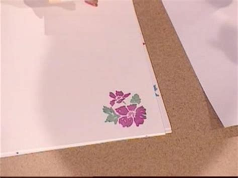 How To Make Paper Borders - scrapbooking ideas themes templates tips hgtv