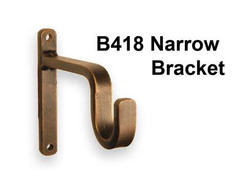 drapery brackets hardware brackets priscilla s drapery hardware