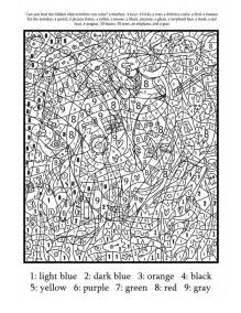 color by number coloring books for adults coloring pages printable color by number for adults free